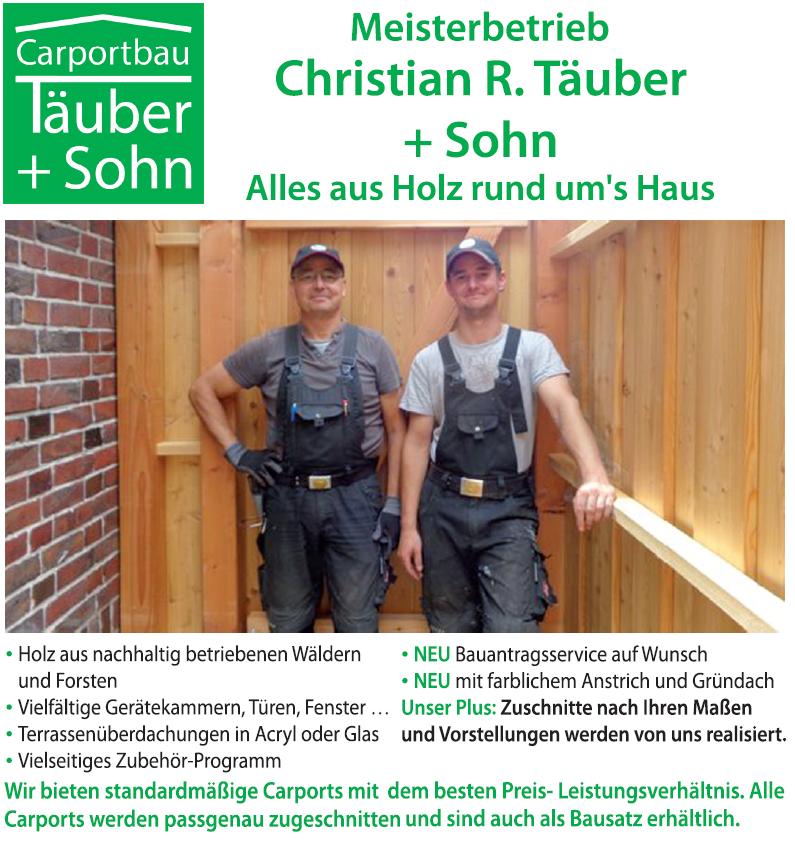 Täuber + Sohn Dacharbeiten
