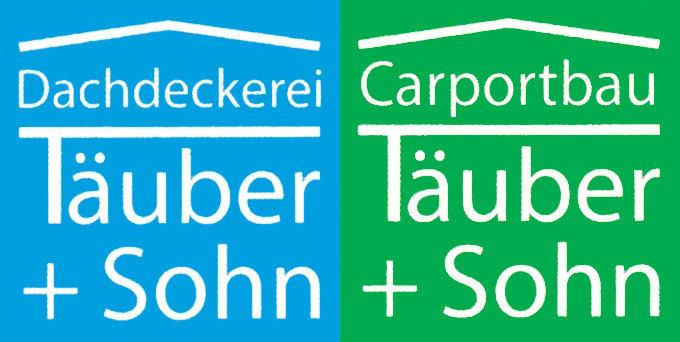 Täuber + Sohn Dachdeckerei Logo